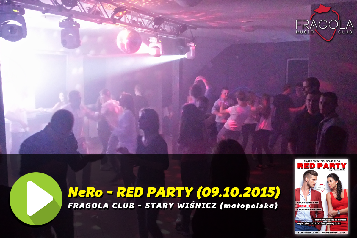 red party fragola club